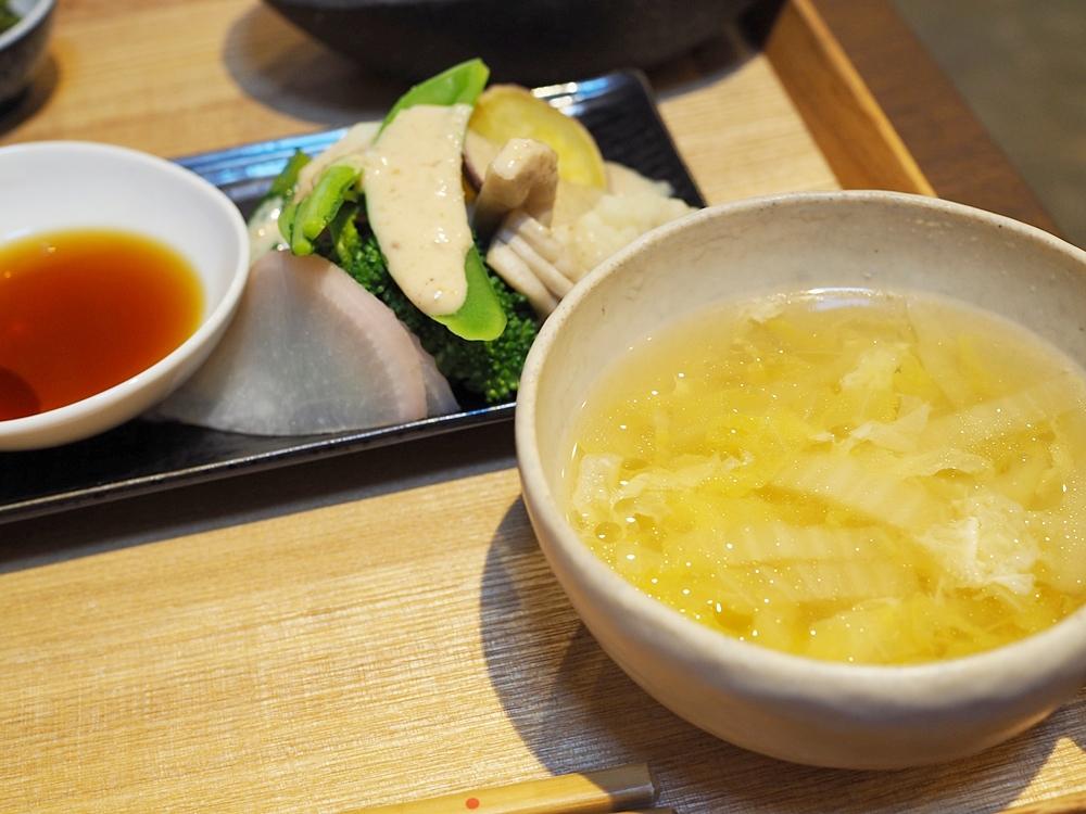 菜彩_白菜スープ