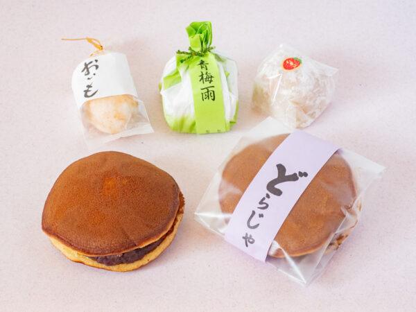 菓匠庵 は志本 〜 名物・どら焼きや季節の菓子などが人気!豪雨災害から2年半をかけて復活した和菓子店