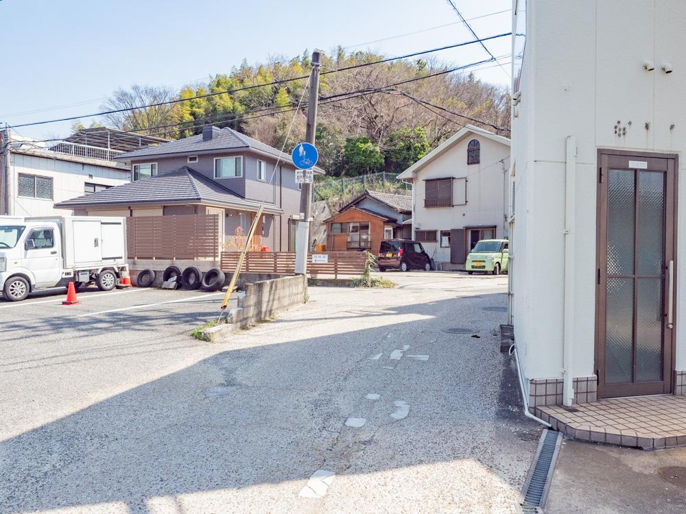旧柚木家住宅(西爽亭):行き方
