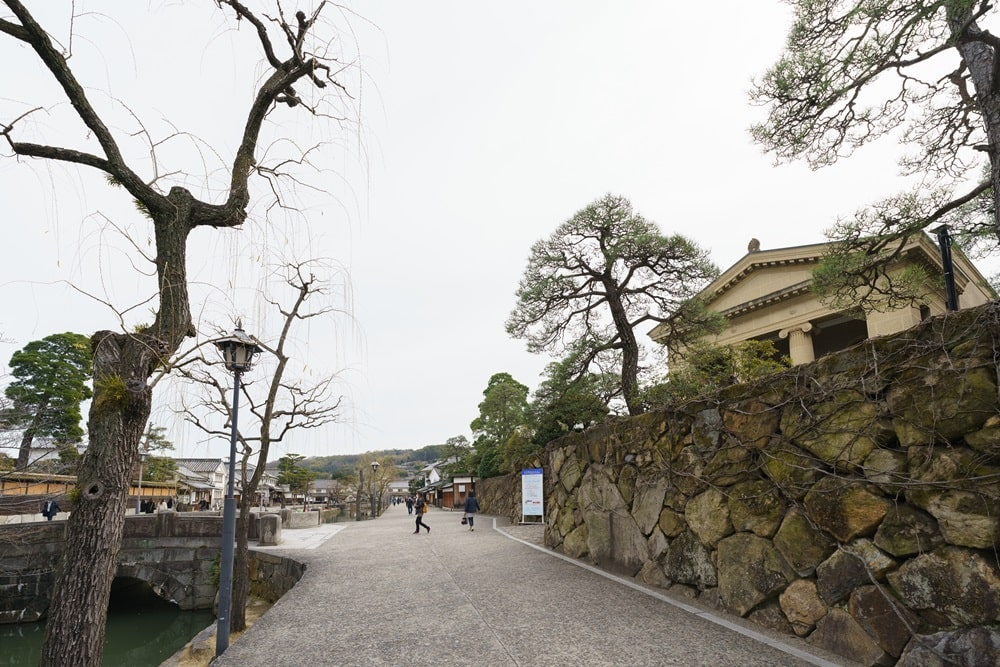 倉敷館へのアクセス