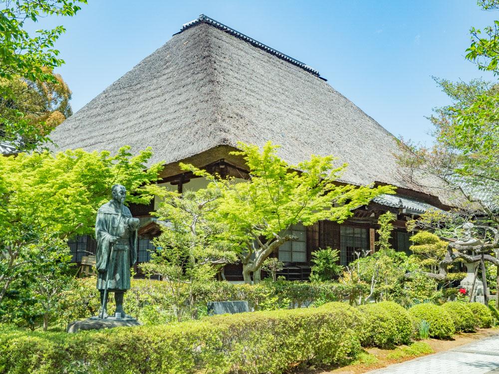 円通寺 〜 名僧・良寛が修行した玉島にある古刹。サツキやモミジ・サクラも見どころ