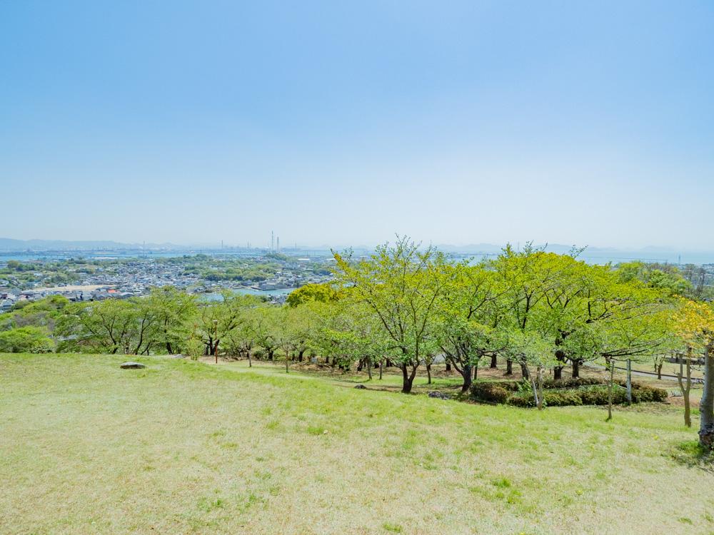 円通寺:円通寺公園からの眺望