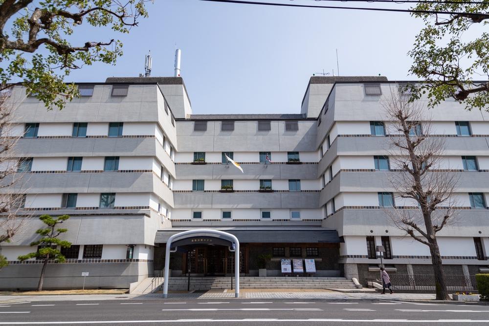 倉敷国際ホテルの外観2