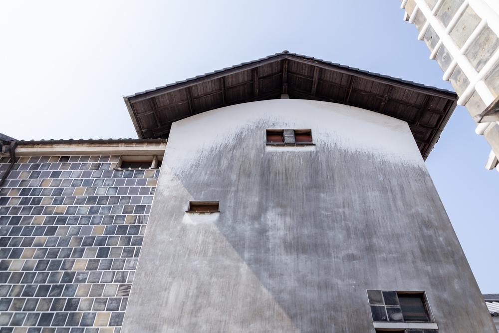 倉敷考古館の増築部分1