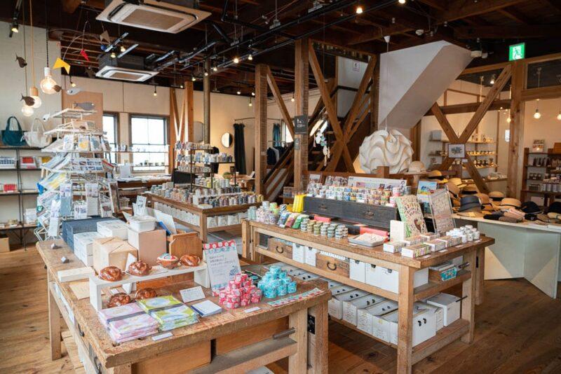 林源十郎商店 ~ 倉敷の豊かな暮らしを伝える、上質なアイテムが見つかる商業施設