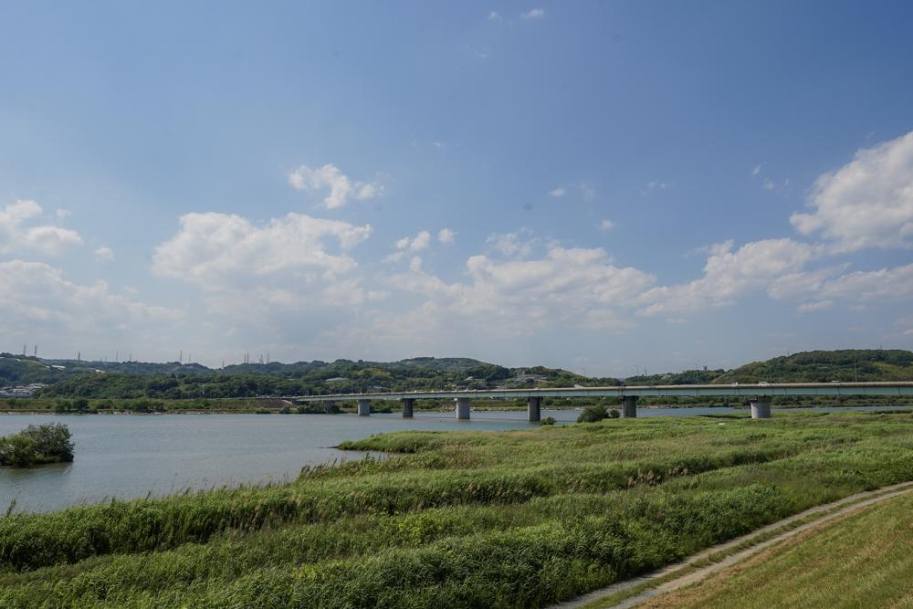 高梁川風景2