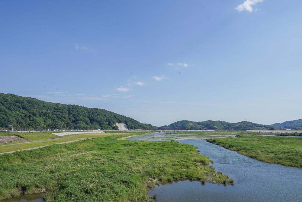 高梁川風景4