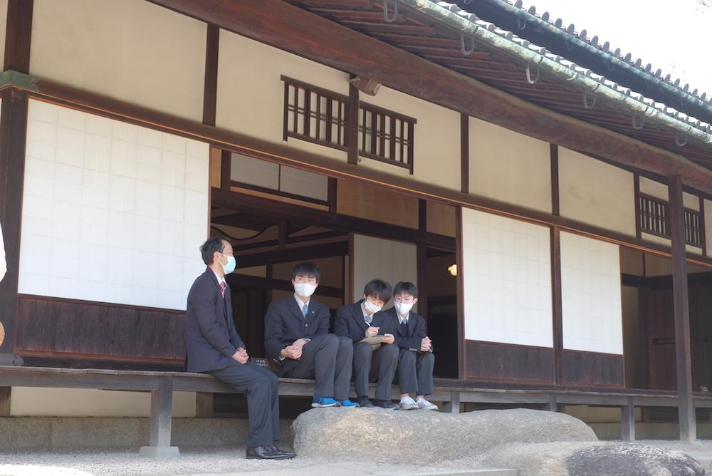 旧野﨑家住宅  〜 塩田王の約200年の歴史を持つ、国指定重要文化財