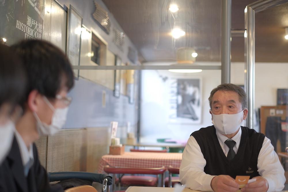 カフェレストラン wagen(ワーゲン) オーナーインタビュー