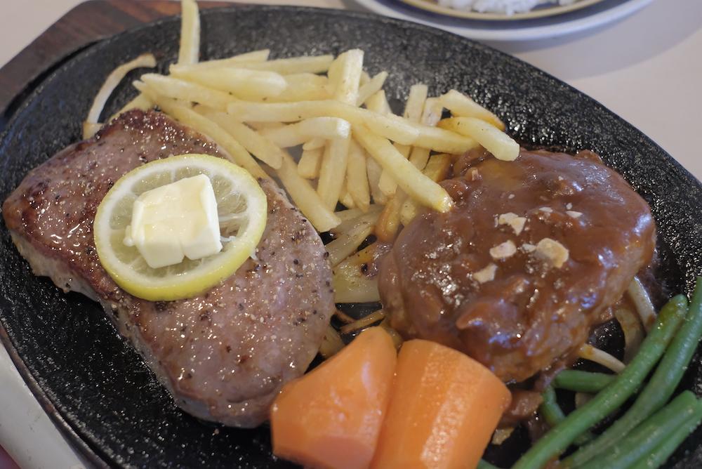 カフェレストラン wagen(ワーゲン) ワーゲンステーキ ハンバーグ