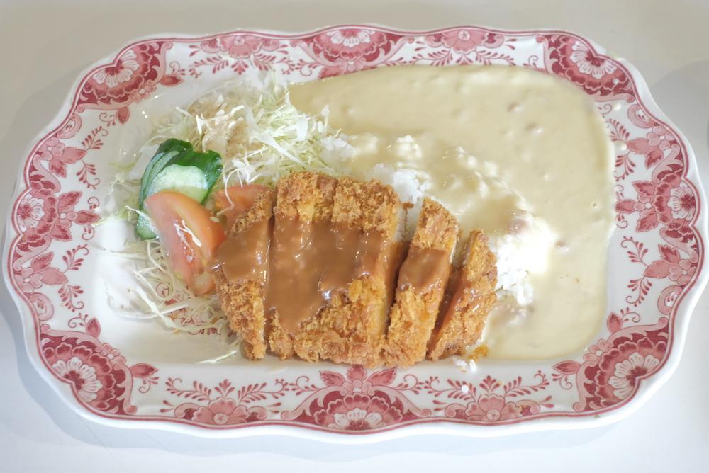 カフェレストラン wagen(ワーゲン) ホワイトカレー