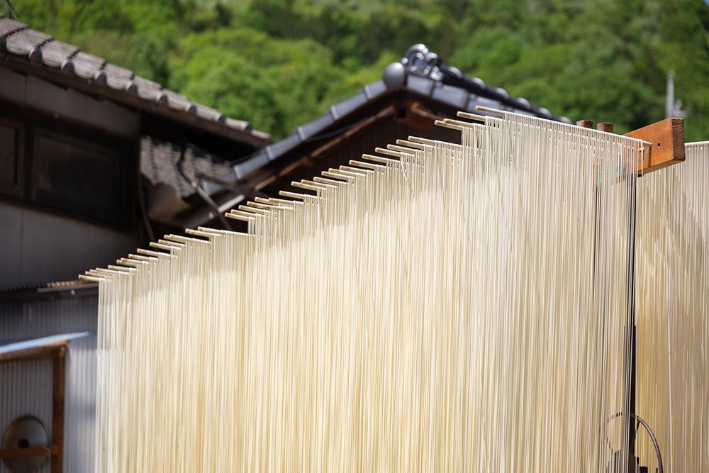 河田賢一製麺工場