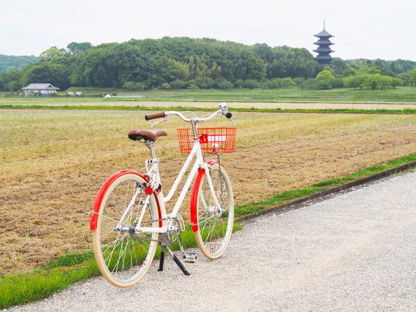 吉備路自転車道 ~ きびチャリで吉備路の日本遺産をめぐるサイクリング
