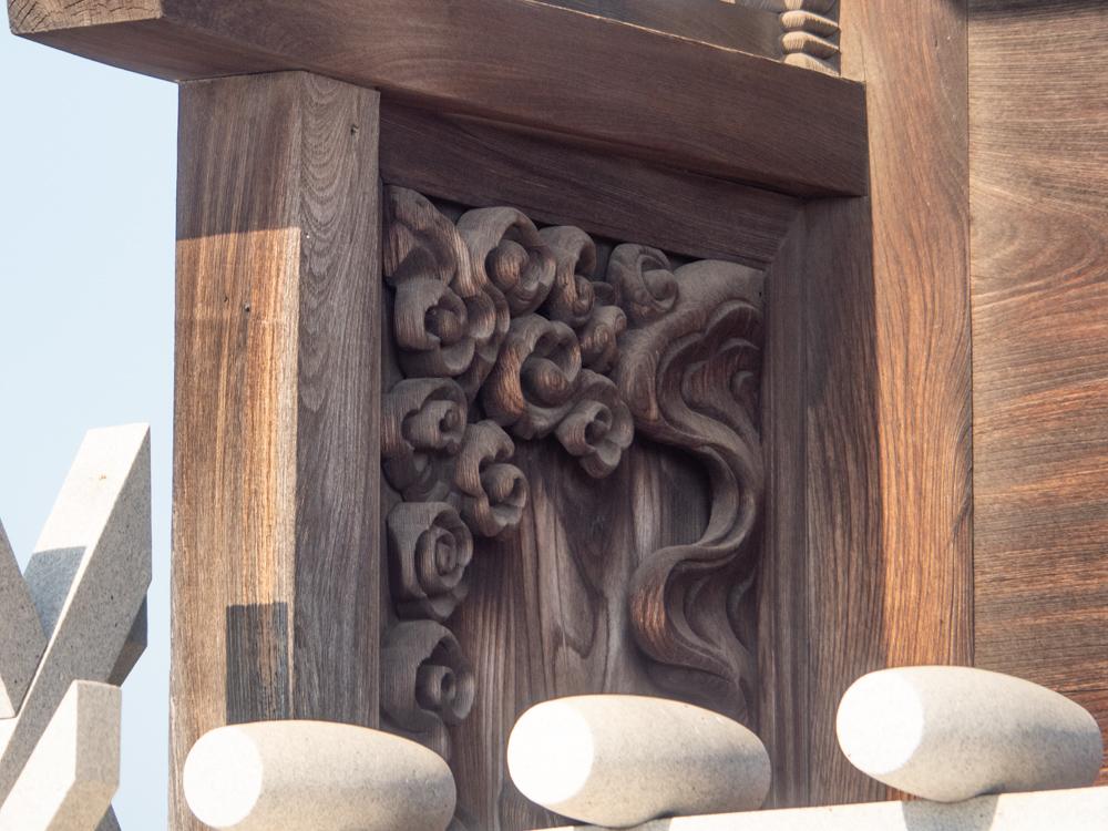 羽黒神社:本殿