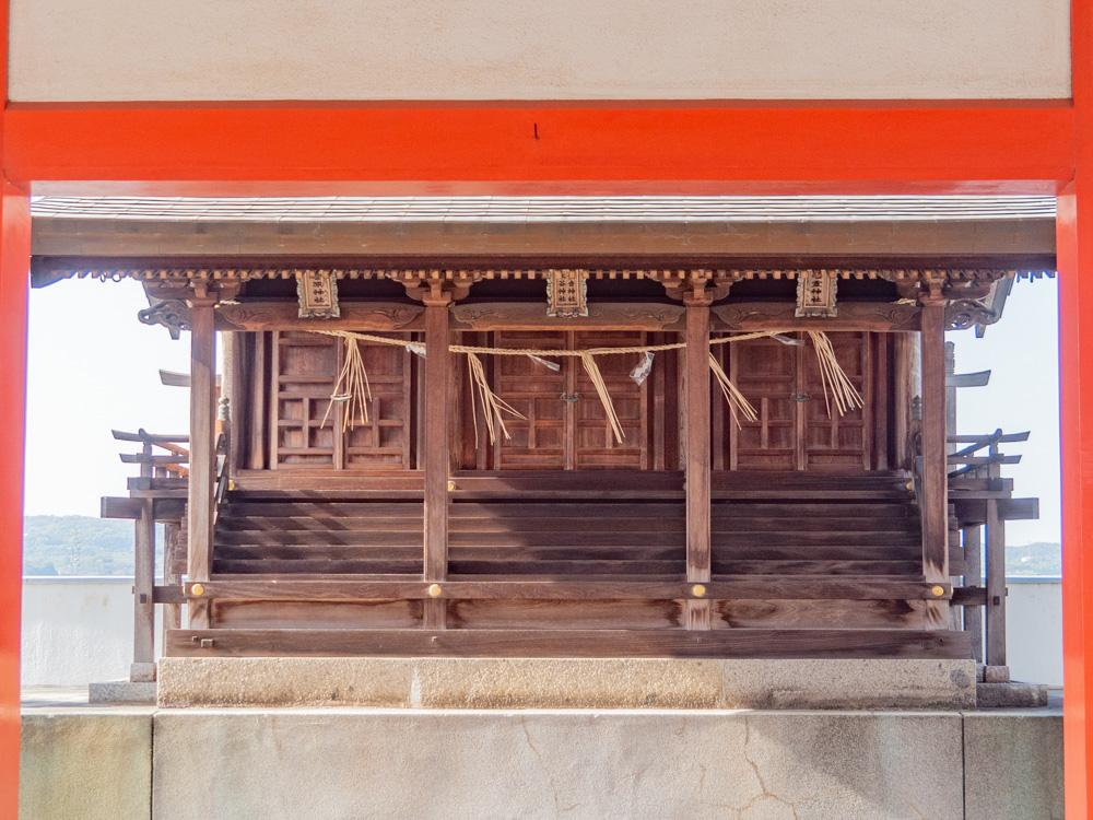 羽黒神社:境内社