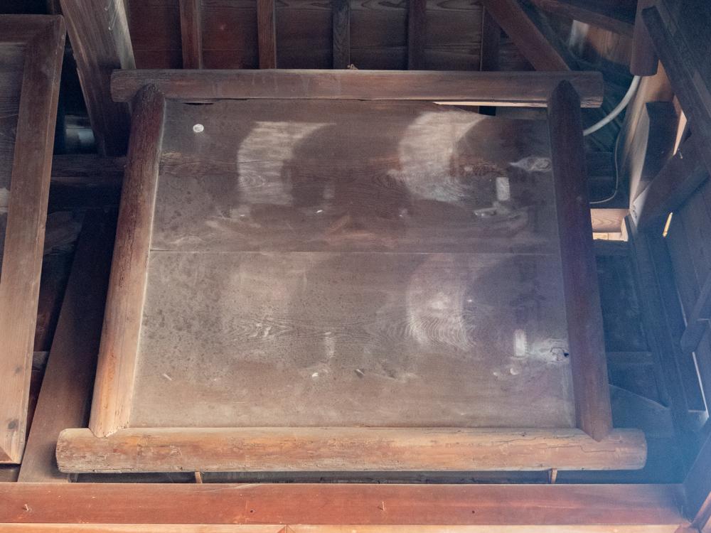 羽黒神社:絵馬堂 船絵馬