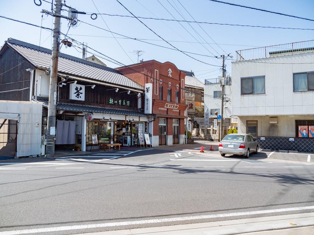 羽黒神社:行き方