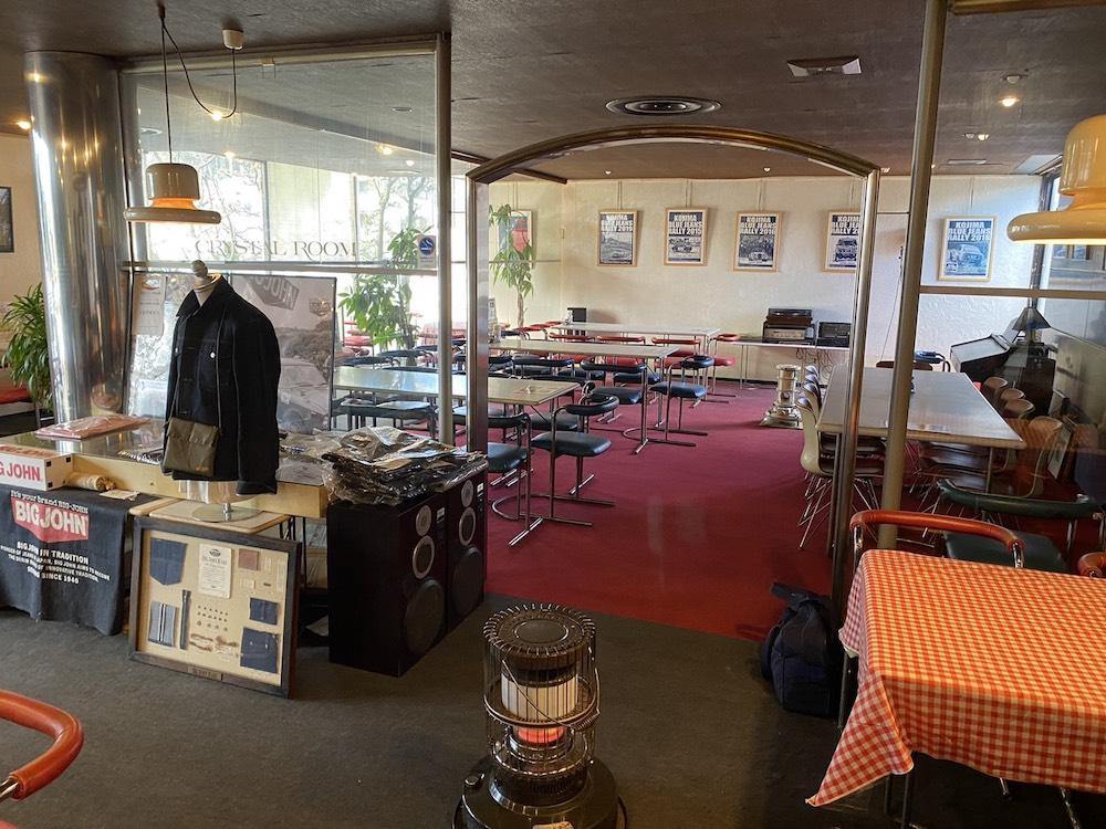 カフェレストラン wagen(ワーゲン) 内観