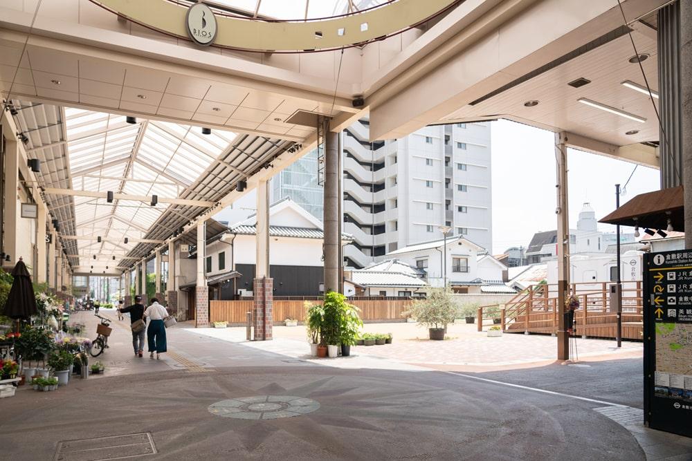 倉敷センター街
