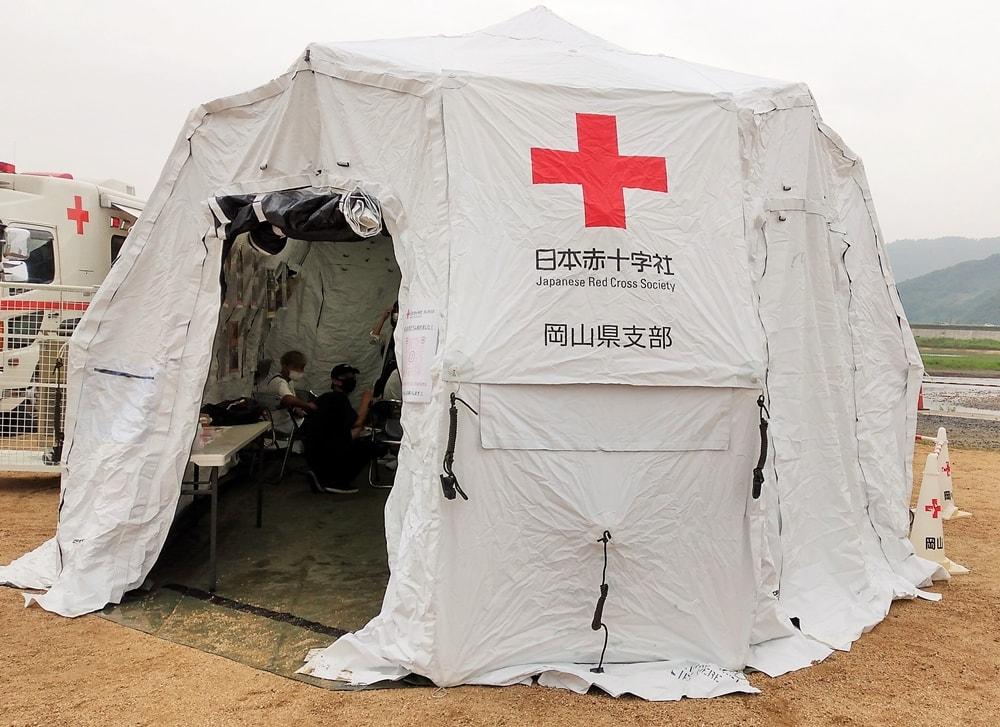 救護用医療テント