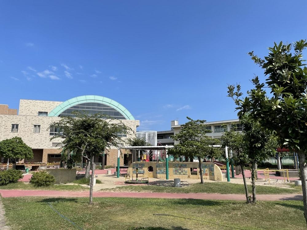 リハビリテーション広場
