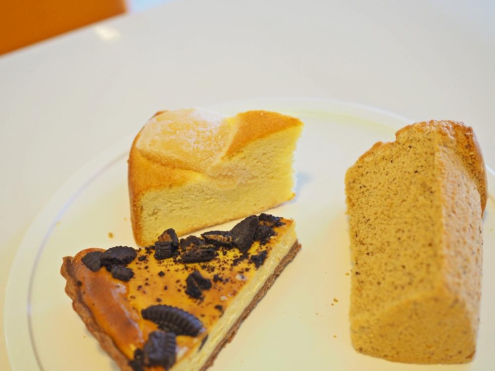 スピカ_ケーキ3種