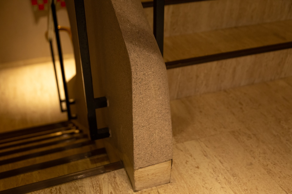 階段の造型
