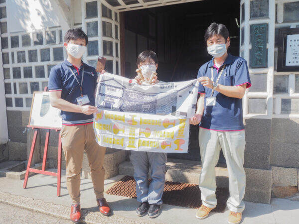 倉敷考古館限定!日本遺産グッズの販売 ~ 倉敷市とのコラボレーションで、日本遺産のつながりを発信