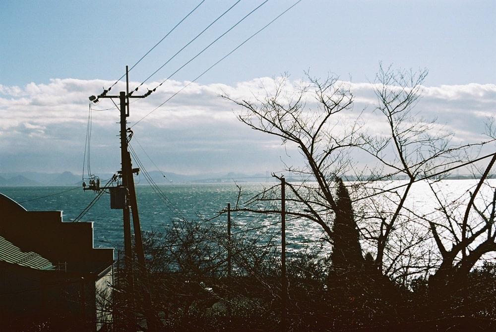 aru 窓からの景色